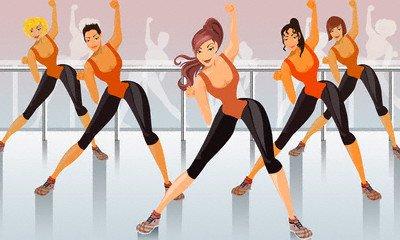 aerobik salon