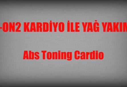 abs toning cardio featured