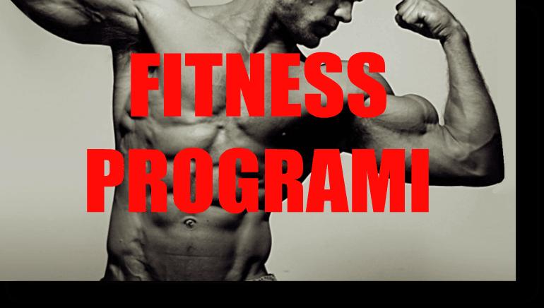 fitnessprogramionecikan