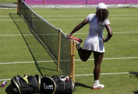 Tenis Oynamadan Önce Ve Sonra Yapılması Gereken Gerdirme Hareketleri