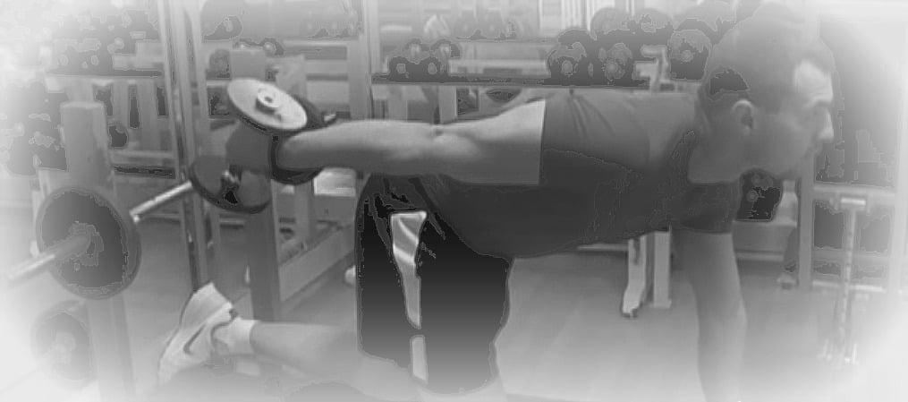 Bar Ve Dambıl İle Arka Kol (Triceps) Kası Egzersizleri