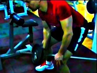 Bar İle Sırt (Back) Kası Ve Kanat (Lat) Kası Egzersizleri