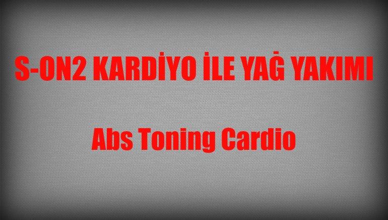Abs Toning Cardio – Karın Şekillendirici Kardiyo