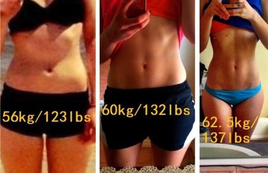 kadın fitness